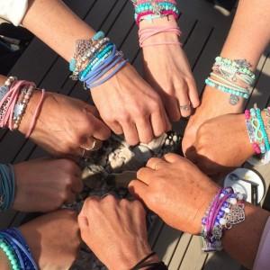 Ibiza armbandjes maken