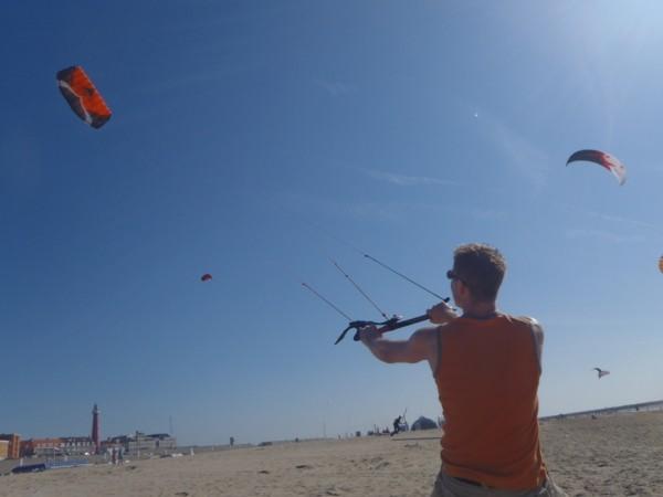 Strand activiteiten Scheveningen