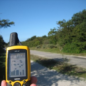 GPS uitje
