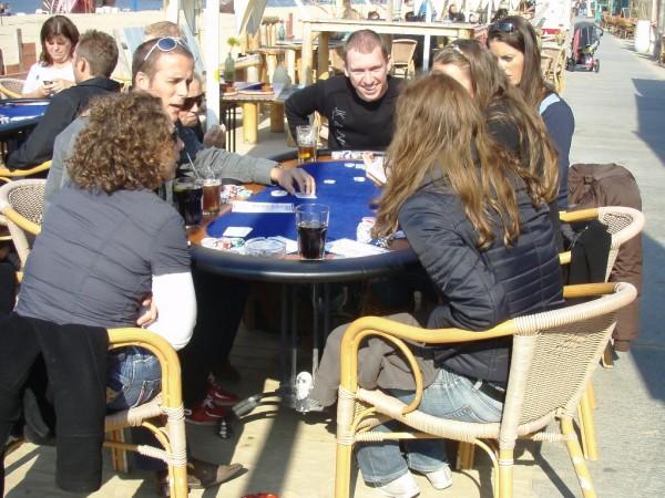 workshop poker scheveningen