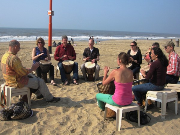 workshop djembe