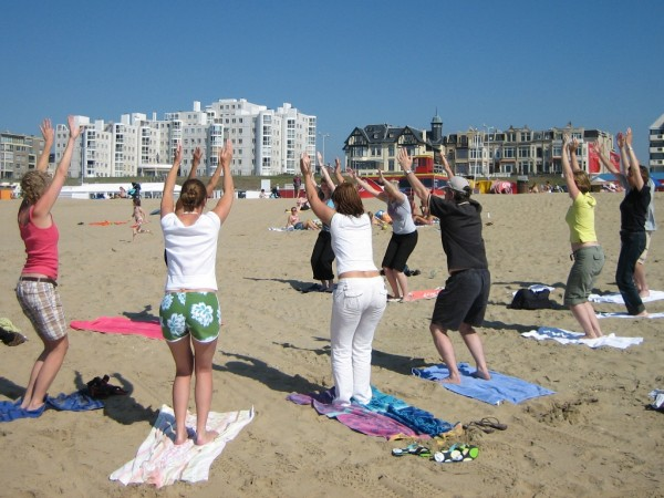 workshop yoga scheveningen