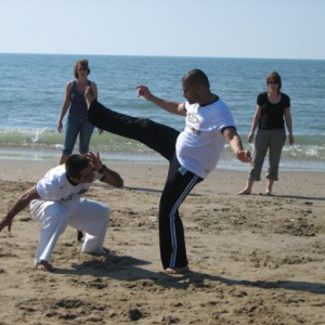 Workshop capoeira