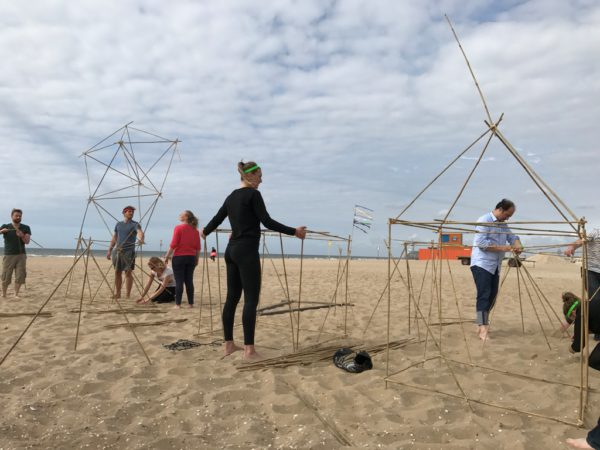 beach games scheveningen
