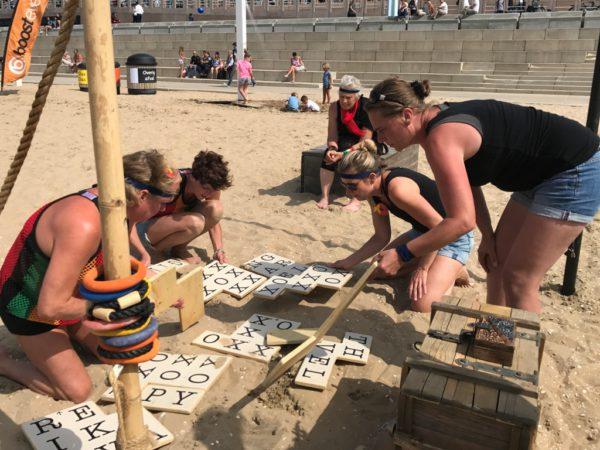 beachgames Scheveningen