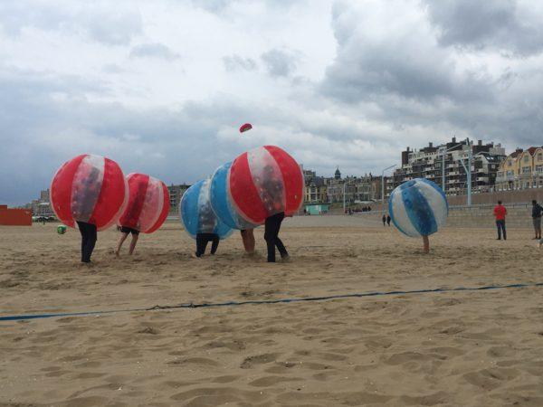 beach games scheveningen